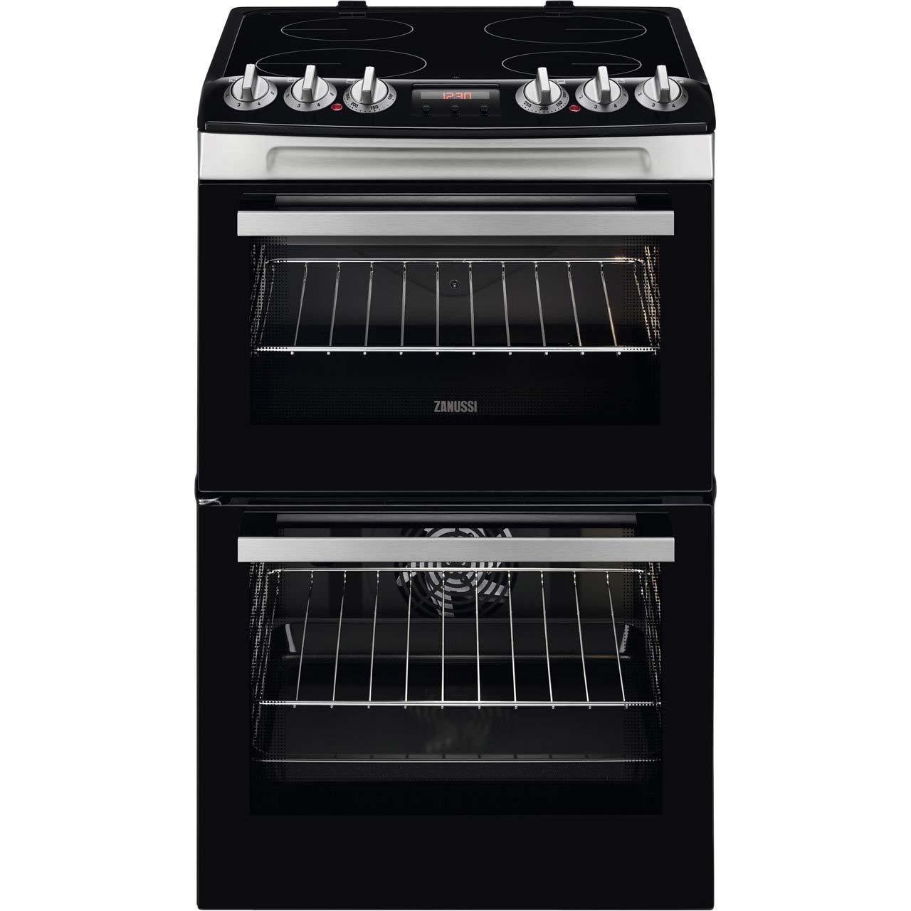 Zanussi 55cm Electric Cooker | ZCV46250XA