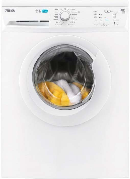 Zanussi Lindo 8Kg Washing Machine | ZWF81440W
