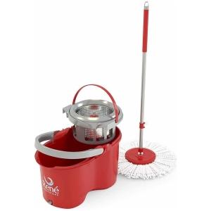 Mop - Rene Dada Spin Mop and Bucket Set