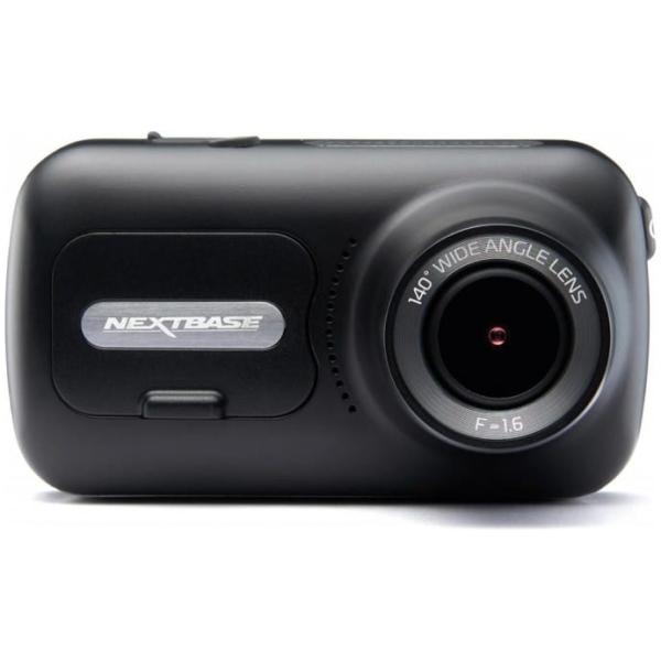 Nextbase 322 Dash Camera with Emergency SOS - Black | NBDVR322GW
