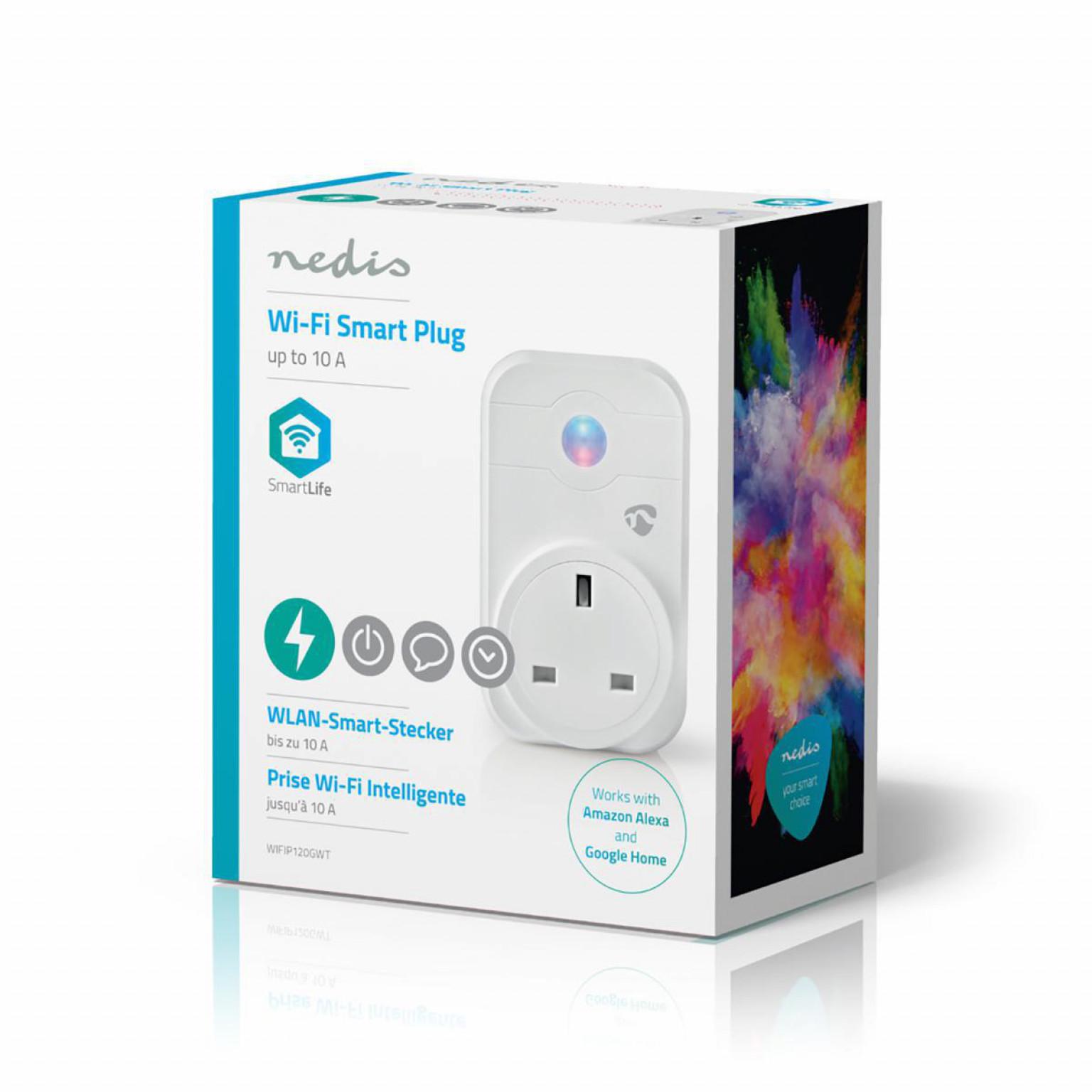 Nedis WiFi Smart Plug