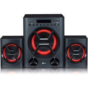 LG XBOOM LK72B Bluetooth Traditional Hi-Fi System - Computer Speaker