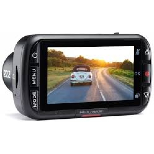 Nextbase 222 Dash Camera - Black | NBDVR222 Rear