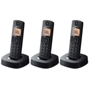 """Mobile telephone for older adults Panasonic Corp. KX-TU456EXCE 2,4"""" LCD Bluetooth USB - Cordless Phone"""