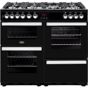 Belling Cookcentre 100DFTBLK ElectroCity