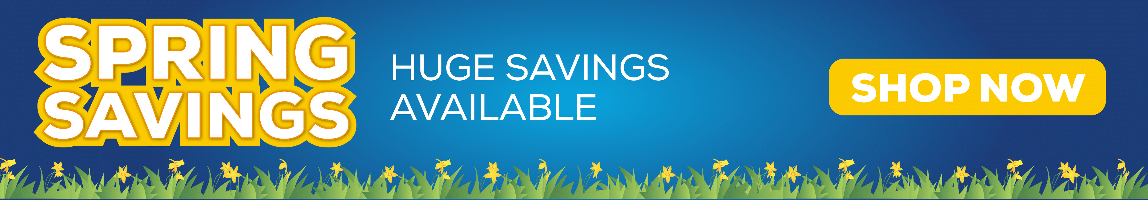 category banner sping savings 2021