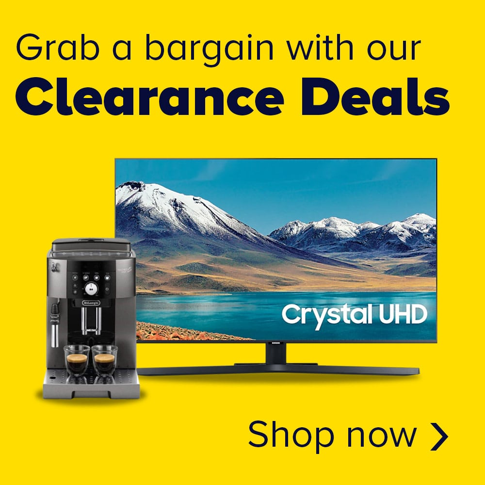 clearance deals