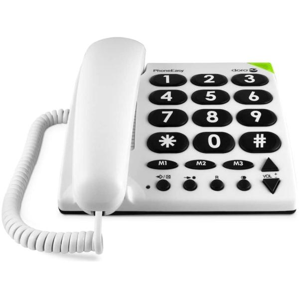 0doro phoneeasy 311c front