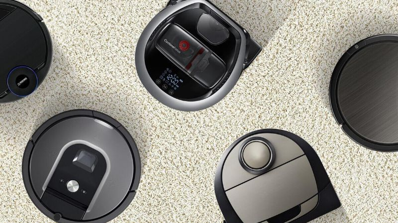 electrocity category cleaning floorcare robot vacuums