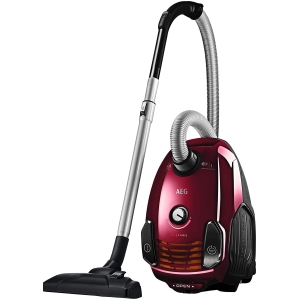 aeg vx6 powerforce 700w bagged cylinder vacuum cleaner red+ (7)