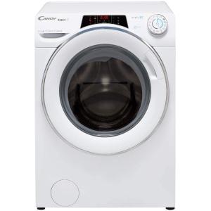 candy rapido 11kg freestanding 1400 spin smart washing machine white (6)