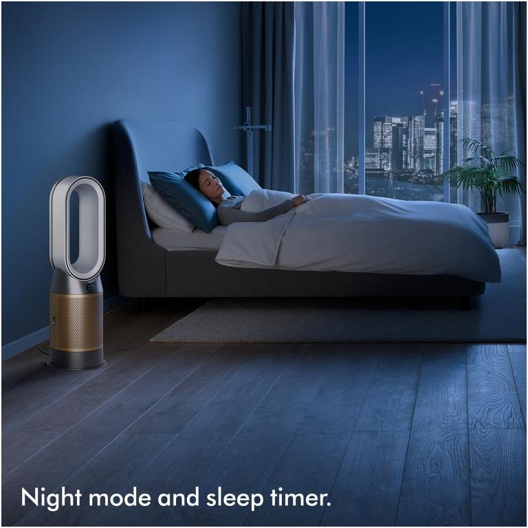 dyson hot + cool formaldehyde air purifier & fan heater white (1)