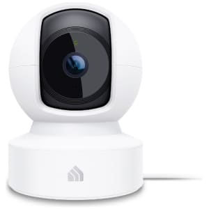 kasa by tp link kc115 full hd pan & tilt wi fi home security camera