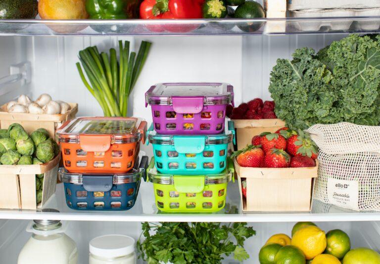 how long food fridge