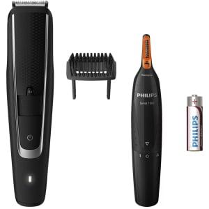 philips beardtrimmer series 5000 beard & stubble trimmer (1)