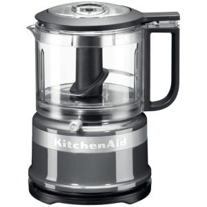 kitchenaid mini chopper food processor silver (3)