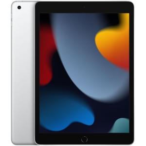 apple ipad 10.2 inch tablet (2021 model) 64gb silver (2)