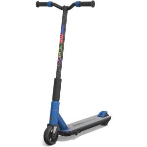 lexgo momo design kids electric scooter blue