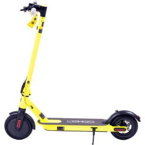 lexgo r9 lite electric scooter yellow (2)